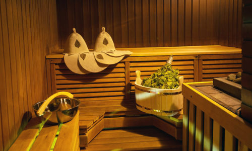 Инфекция может передаваться при посещении бани