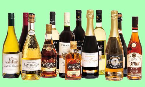 При цистите с кровью требуется исключить из меню алкогольные напитки