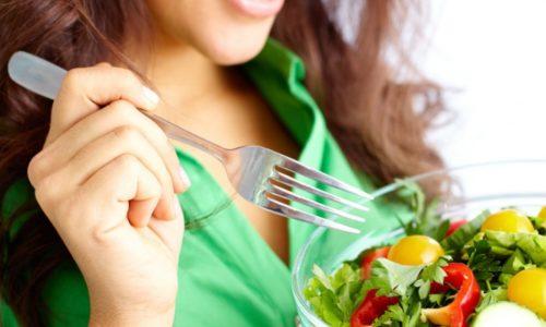 Во время лечения частого мочеиспускания необходимо правильно питаться