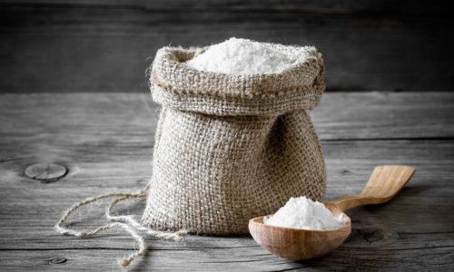 Для ванночек при цистите 200 г соли растворяют в небольшом количестве воды и выливают раствор в прохладную ванну (37°С)