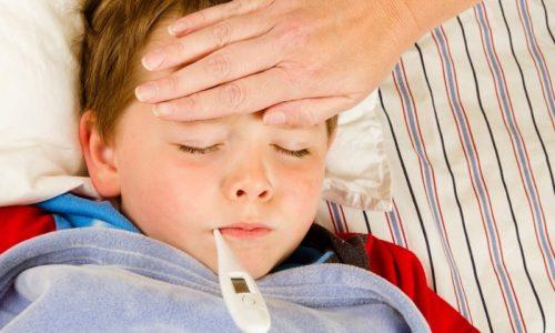 При хроническом цистите повышается температура тела