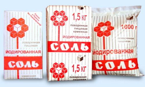 При цистите рекомендуется максимально снизить употребление соли