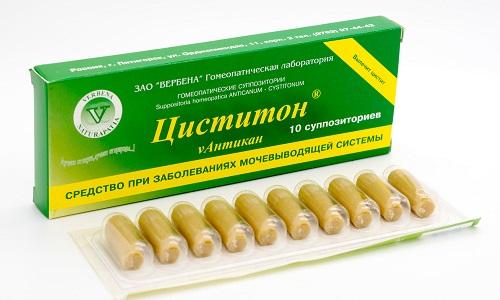 Циститон является гомеопатическим препаратом, назначаемым при воспалениях мочеполовой системы