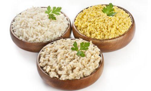 Основу питания при пиелонефрите и цистите должны составлять каши