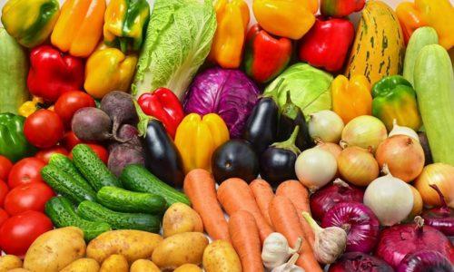 Резкое ограничение белка достигается употреблением овощей