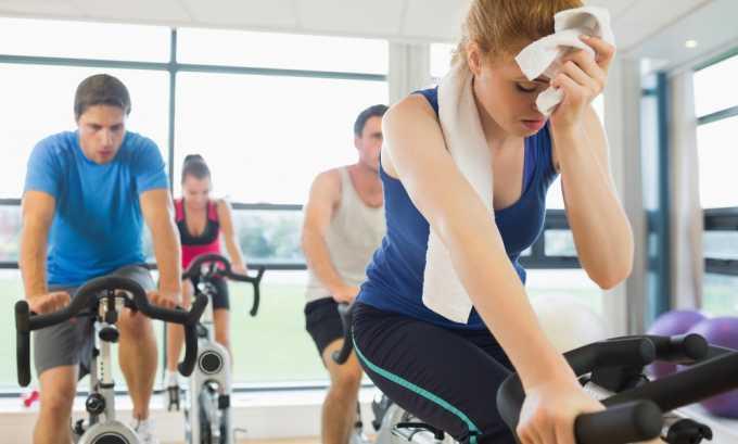 Для профилактики недержании мочи рекомендуется заниматься спортом