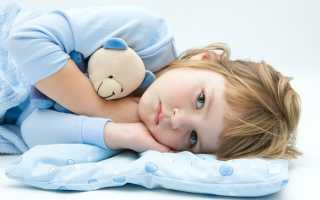 Почему у ребенка в 3 года возникает цистит и как этому противостоять