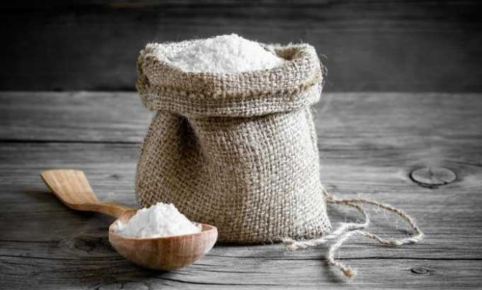 Прогревание компрессом из мешочка с солью одно из народных методов лечения цистита