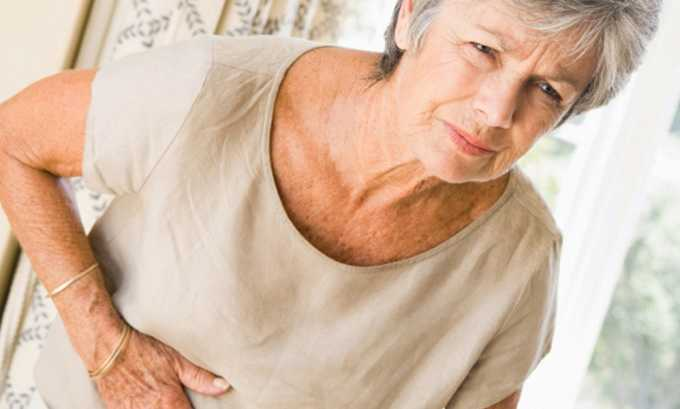 Пожилой возраст - фактор способствующий развитию пиелоцистита