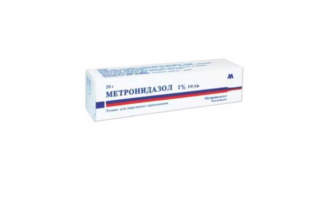 Препарат Метронидазол, выпускаемый в виде крема, обладает выраженным антибактериальным действием в отношении многих болезнетворных микроорганизмов