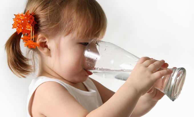 Для получения достоверного результата рекомендуется употрблять достаточное количество жидкости