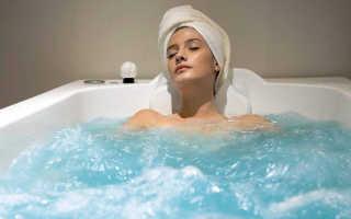 Можно ли при цистите греться в ванне?