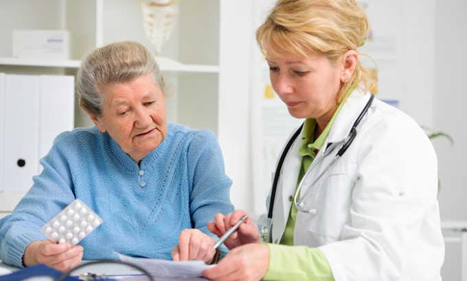 Т. к. в пожилом возрасте цистит протекает тяжелее и хуже поддается лечению, лицам старше 60 лет рекомендуется проводить повторный курс терапии