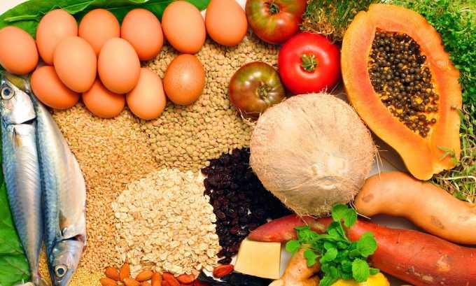 Причинами аллергического цистита могут быть продукты питания