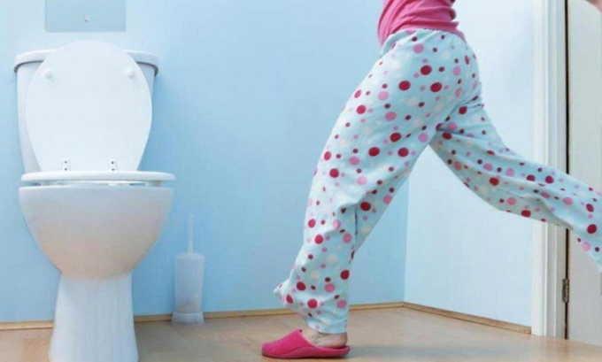 Для хронического цистита характерны частые позывы к посещению туалета, что приводит к сильному уменьшению порции выделений (может доходить до нескольких капель)