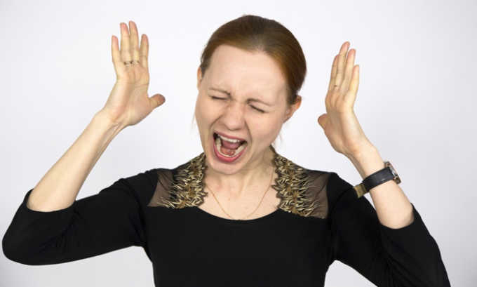 Предрасполагающим факторам к циститу является стресс
