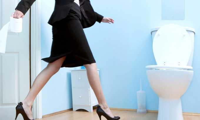 Частые позывы к мочеиспусканию - симптом неинфекционного цистита