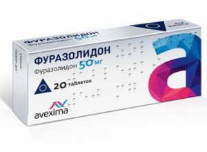 Фуразолидон при остром и хроническом цистите