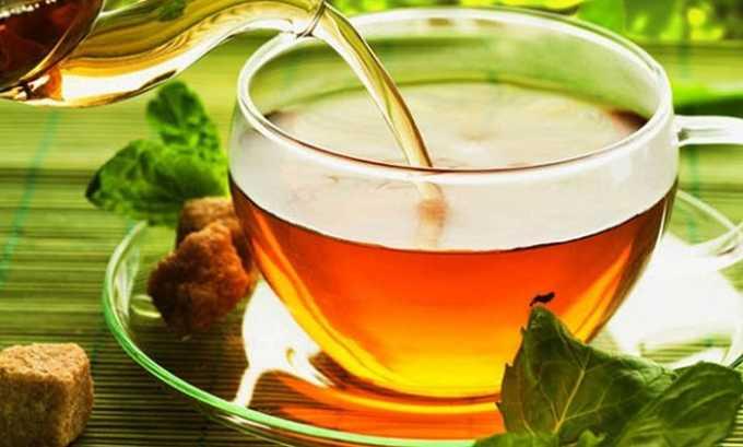 Для приготовления лекарственного средства 1-2 ч. л. растительного сырья заливают 1 стаканом кипятка и настаивают 15-20 минут. Процеженный настой употребляют равными частями перед приемом пищи