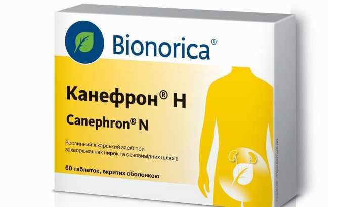 Канефрон устраняет признаки цистита, препятствует распространению воспаления