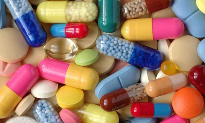 По мере возможности отменить прием лекарственных средств