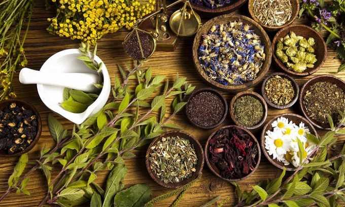При цистите используют различные рецепты лекарственных сборов. Растения усиливают действие друг друга, увеличивая эффективность народного лечения