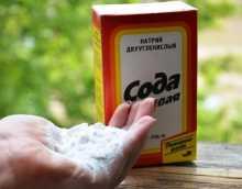 Пищевая сода при цистите: способы применения