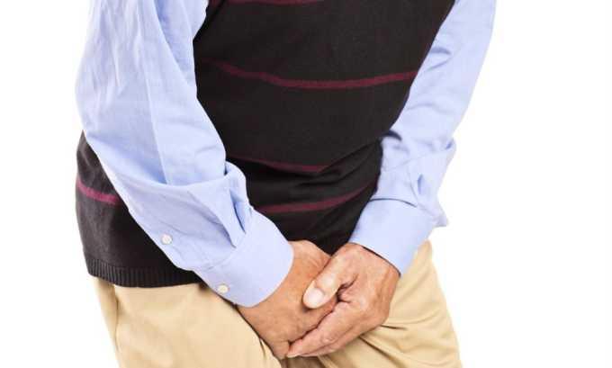 К провоцирующим факторам относят воспалительные процессы в предстательной железе у мужчин