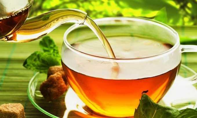 Для лечения цистита в народной медицине используют отвар листьев брусники