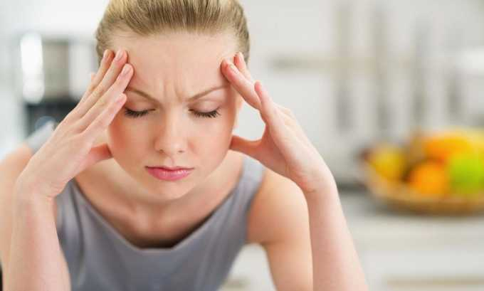 Чаще всего человек испытывает головную боль