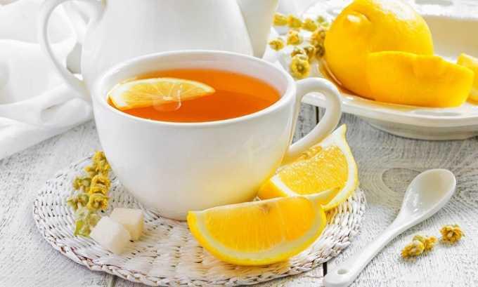 Питье с лимоном полезно при цистите, так как способствуют подкислению мочи, а кислая среда губительна для бактерий, являющихся возбудителями заболевания