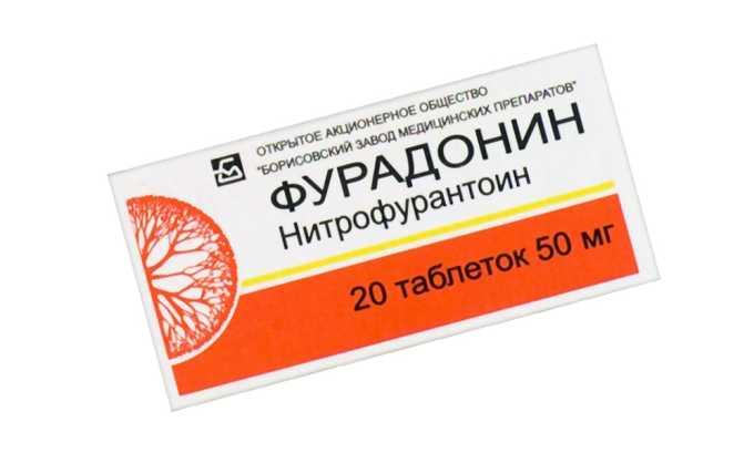 Таблетки Фурадонин назначаются малышам, достигшим 3 лет