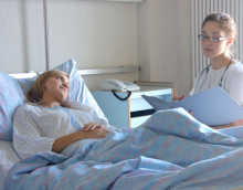 Кладут ли в больницу пациента с приступом цистита