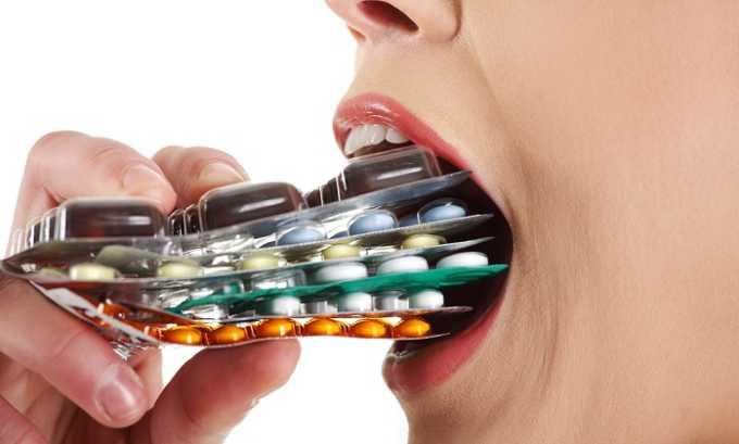 Частые причины осложнений у женщин — это неправильно подобранные лекарственные препараты или несоблюдение правил приема медикаментов