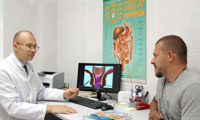 Часто заболевания прямой кишки связаны с патологией органов малого таза. В этих случаях требуется консультация проктолога