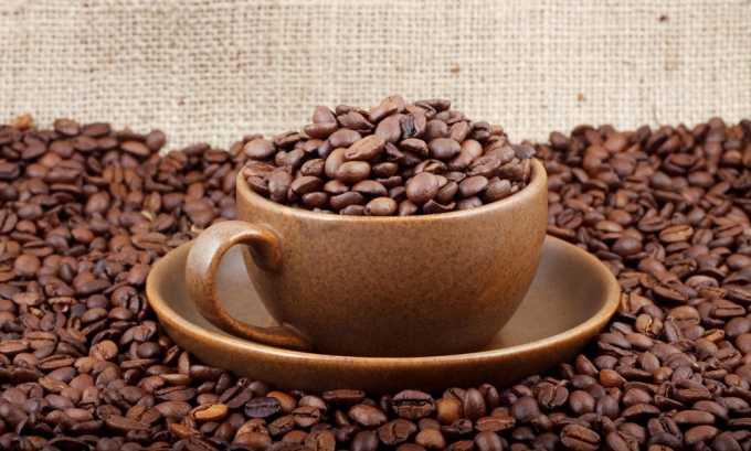 Отдавать предпочтение следует натуральному кофе — он полезнее, чем растворимый
