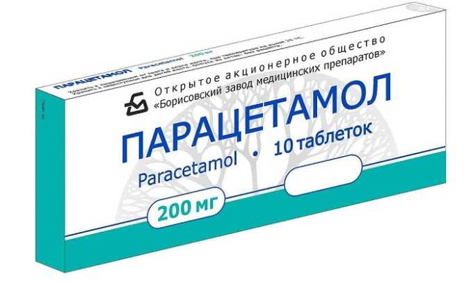 Сбивать температуру при цистите можно при помощи Парацетамола