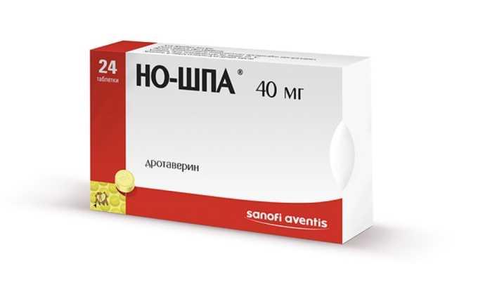 Убрать спазмы и улучшить отток мочи из воспаленного мочевого пузыря поможет применение спазмолитика Но-шпа