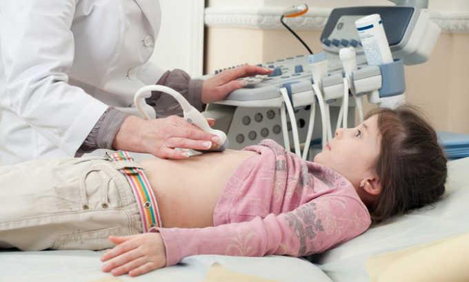 Для установки диагноза понадобится УЗИ мочевого пузыря и почек