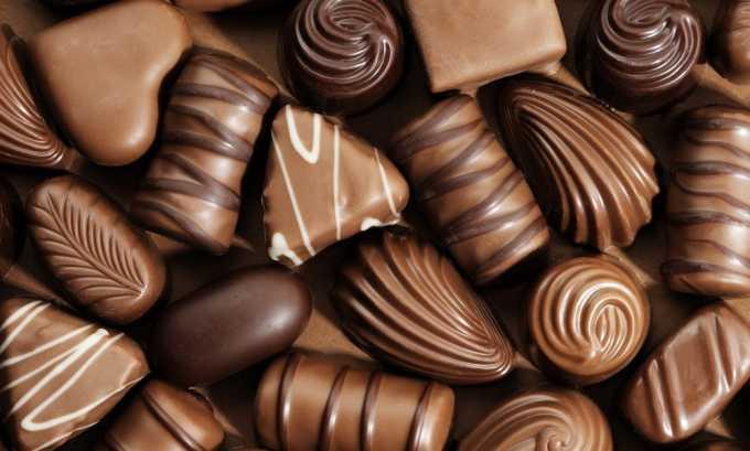 Врачи запрещают есть шоколад