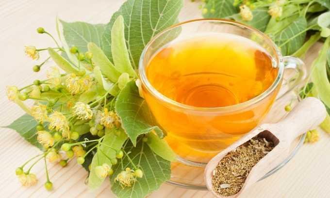 В народной медицине для устранения цистита и уретрита наиболее популярным средством считается отвар на основе липы