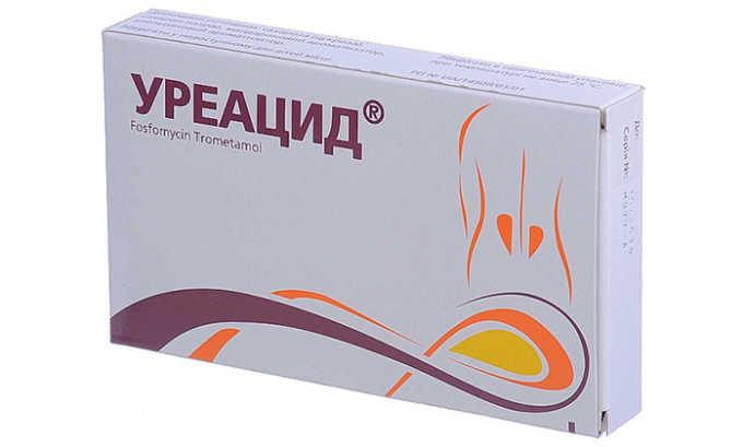 Уреацид - противомикробное, антибактериальное средство, обладает широким спектром антибактериального действия, эффективен при лечении цистита