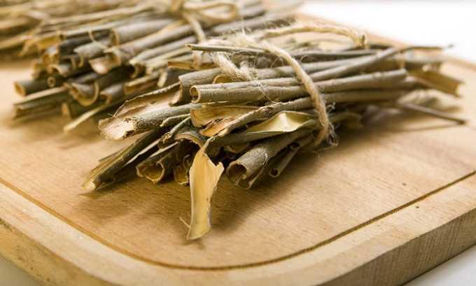 Препараты из коры ивы действуют как природный антибиотик. Эффективны при остром цистите и воспалении почек