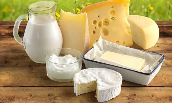 В период лечения ребенок должен употреблять кисломолочные продукты