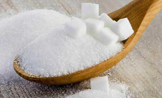 Не стоит делать ароматную бодрящую жидкость слишком сладкой: сахар также отрицательно сказывается на состоянии воспаленного органа