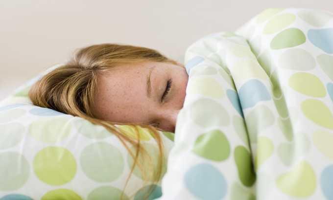 Необходимым условием выздоровления является соблюдение постельного режима