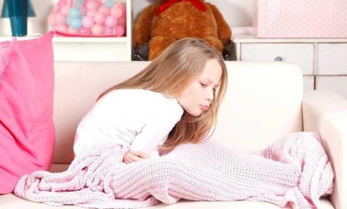 У ребенка случаются рецидивы цистита из-за врожденных и приобретенных болезней мочеполовой системы