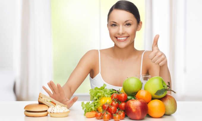 Пациентам, которые перенесли воспаление мочевого пузыря необходимо придерживаться диеты