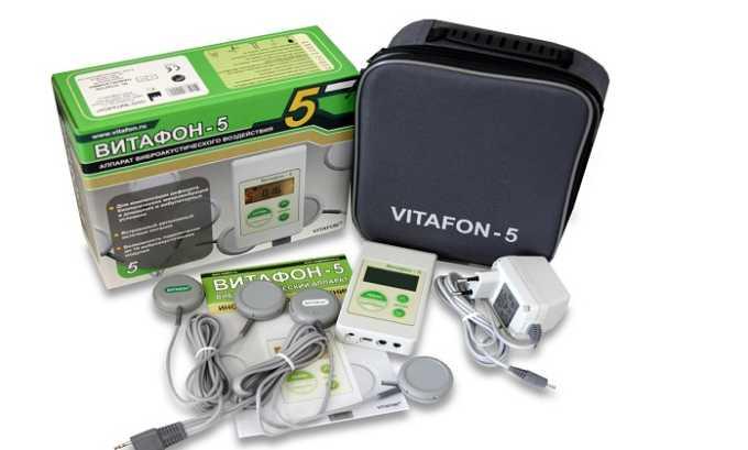 Витафон-5 – улучшенная модель аппаратов серии «Витафон». В ней максимально удовлетворены пожелания пользователей. Витафон-5 наиболее адаптирован для самостоятельного применения без посторонней помощи