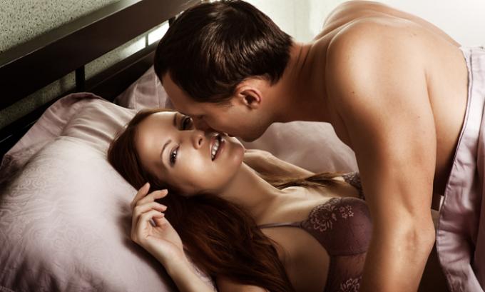 Ощущение зуда в интимной области может появляться во время полового акта